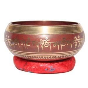 Four Forms of Buddha Singing Bowl