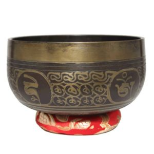 The Seven Metal Endless Knot Singing Bowl
